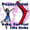 "Poppermost ""Baby, You Feel Like Home"" song cover art"