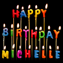 "Poppermost ""Michelle's Song"" Happy Birthday Michelle!"